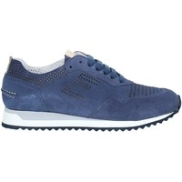 Skor Herr Sneakers Exton 903 Blå