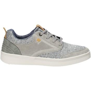 Skor Herr Sneakers Wrangler WM91001A Grå