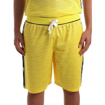 textil Herr Badbyxor och badkläder Champion 212836 Gul