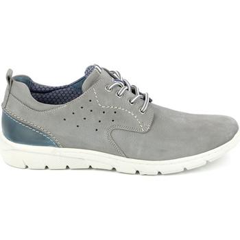 Skor Herr Sneakers Grunland SC4522 Grå