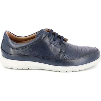 Skor Herr Sneakers Grunland SC4450 Blå