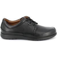 Skor Herr Sneakers Grunland SC4450 Svart
