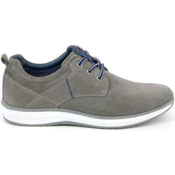 Skor Herr Sneakers Grunland SC3806 Grå