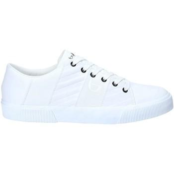 Skor Herr Sneakers Byblos Blu 2MA0003 LE9999 Vit