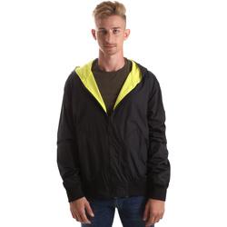 textil Herr Sweatjackets Byblos Blu 2MS0009 TE0056 Blå