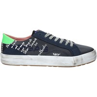 Skor Herr Sneakers Gas GAM910050 Svart