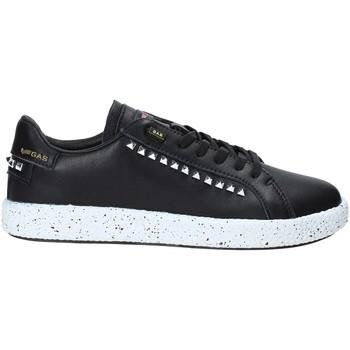 Skor Herr Sneakers Gas GAM917114 Svart