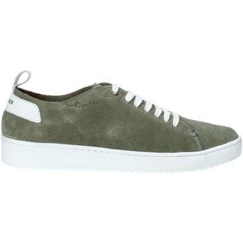 Skor Herr Sneakers Lumberjack SM59805 002 A01 Grön