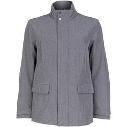 textil Herr Kappor Geox M9221N T2555 Grå