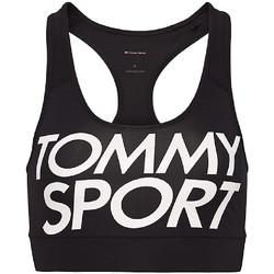 textil Dam Sport-BH Tommy Hilfiger S10S100070 Svart