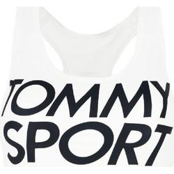 textil Dam Sport-BH Tommy Hilfiger S10S100070 Vit