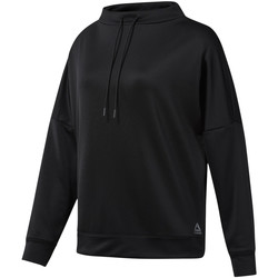 textil Dam Sweatshirts Reebok Sport DP6675 Svart