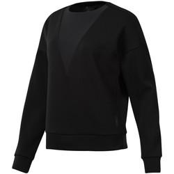textil Dam Sweatshirts Reebok Sport DU4042 Svart