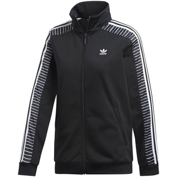 textil Dam Sweatjackets adidas Originals DU9879 Svart