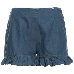 textil Dam Shorts / Bermudas Fracomina FR19SM503 Blå