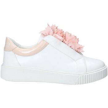 Skor Dam Sneakers Fracomina FC19SM2039 Vit