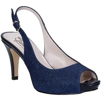 Skor Dam Sandaler Grace Shoes 738I003 Blå