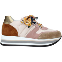Skor Dam Sneakers Triver Flight 232-07E Rosa