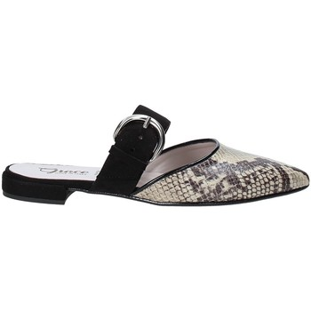 Skor Dam Espadriller Grace Shoes 521008 Svart