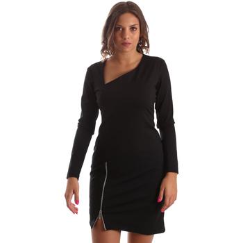 textil Dam Korta klänningar Byblos Blu 2WD0008 TE0011 Svart