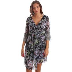 textil Dam Korta klänningar Smash S1984413 Svart