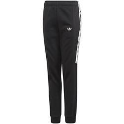 textil Barn Joggingbyxor adidas Originals DW3865 Svart