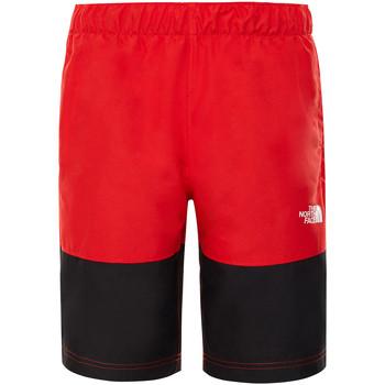 textil Barn Badbyxor och badkläder The North Face T93NNH Röd