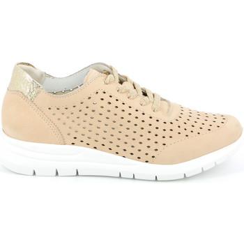 Skor Dam Sneakers Grunland SC4440 Rosa
