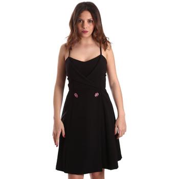 textil Dam Korta klänningar Gaudi 911FD15005 Svart