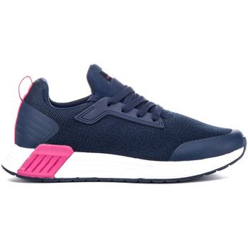 Skor Dam Sneakers Lumberjack SW62705 001 C27 Blå