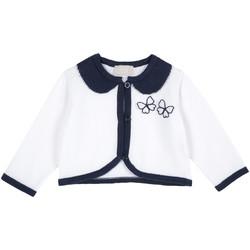 textil Barn Koftor / Cardigans / Västar Chicco 09096803000000 Vit