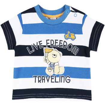 textil Barn T-shirts Chicco 09006664000000 Vit