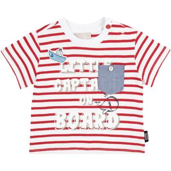 textil Barn Långärmade T-shirts Chicco 09006680000000 Röd
