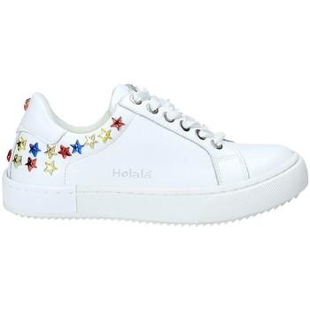 Skor Barn Sneakers Holalà HS0047L Vit