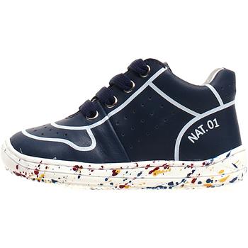 Skor Barn Höga sneakers Naturino 2013460-01-1C69 Blå
