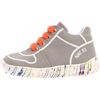 Skor Barn Sneakers Naturino 2013463-03-0B03 Grå