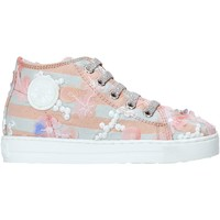 Skor Barn Höga sneakers Falcotto 2013571-06-1M17 Rosa