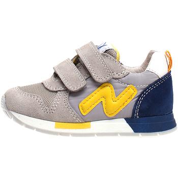 Skor Barn Sneakers Naturino 2013755-02-1B55 Grå