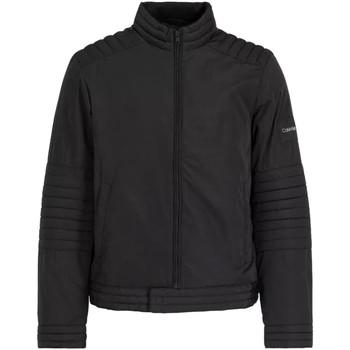 textil Herr Sweatjackets Calvin Klein Jeans K10K104435 Svart