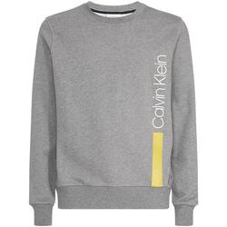 textil Herr Sweatshirts Calvin Klein Jeans K10K103943 Grå