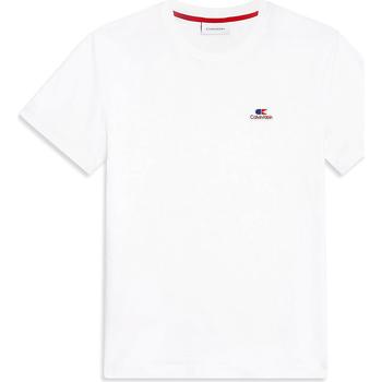 textil Herr T-shirts Calvin Klein Jeans K10K103959 Vit