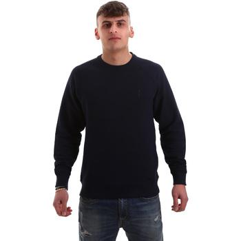 textil Herr Sweatshirts Navigare NV21009 Blå