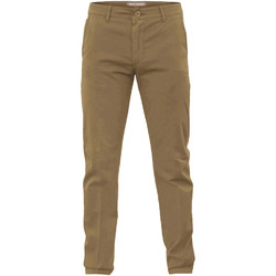 textil Herr Chinos / Carrot jeans Navigare NV53079 Brun