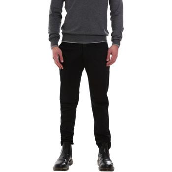 textil Herr Chinos / Carrot jeans Gaudi 921FU24002 Svart