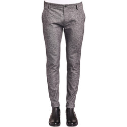 textil Herr Chinos / Carrot jeans Gaudi 921FU25008 Grå