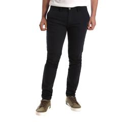 textil Herr Chinos / Carrot jeans Gaudi 921FU25015 Blå