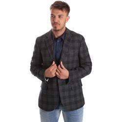 textil Herr Jackor & Kavajer Gaudi 921FU35056 Blå