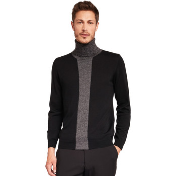 textil Herr Tröjor Gaudi 921FU53008 Svart