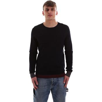 textil Herr Tröjor Gaudi 921FU53039 Blå