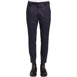 textil Herr Kostymbyxor Gaudi 921FU25024 Blå
